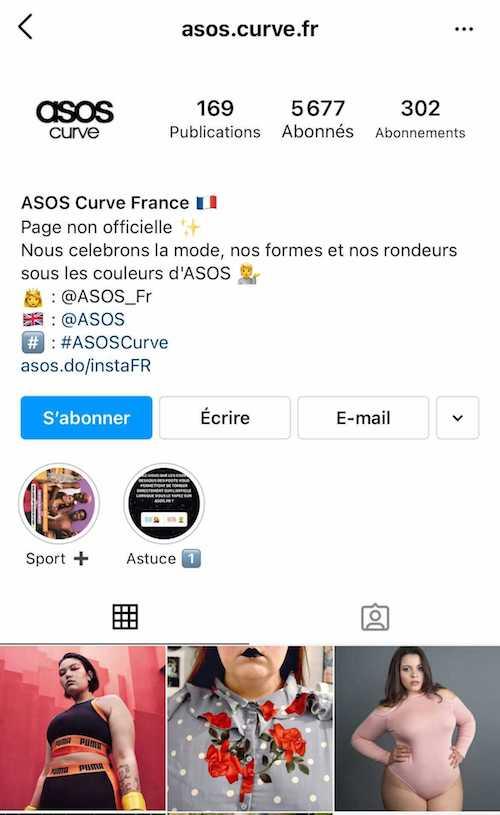 Intégrez votre hashtag de marque à votre bio Instagram