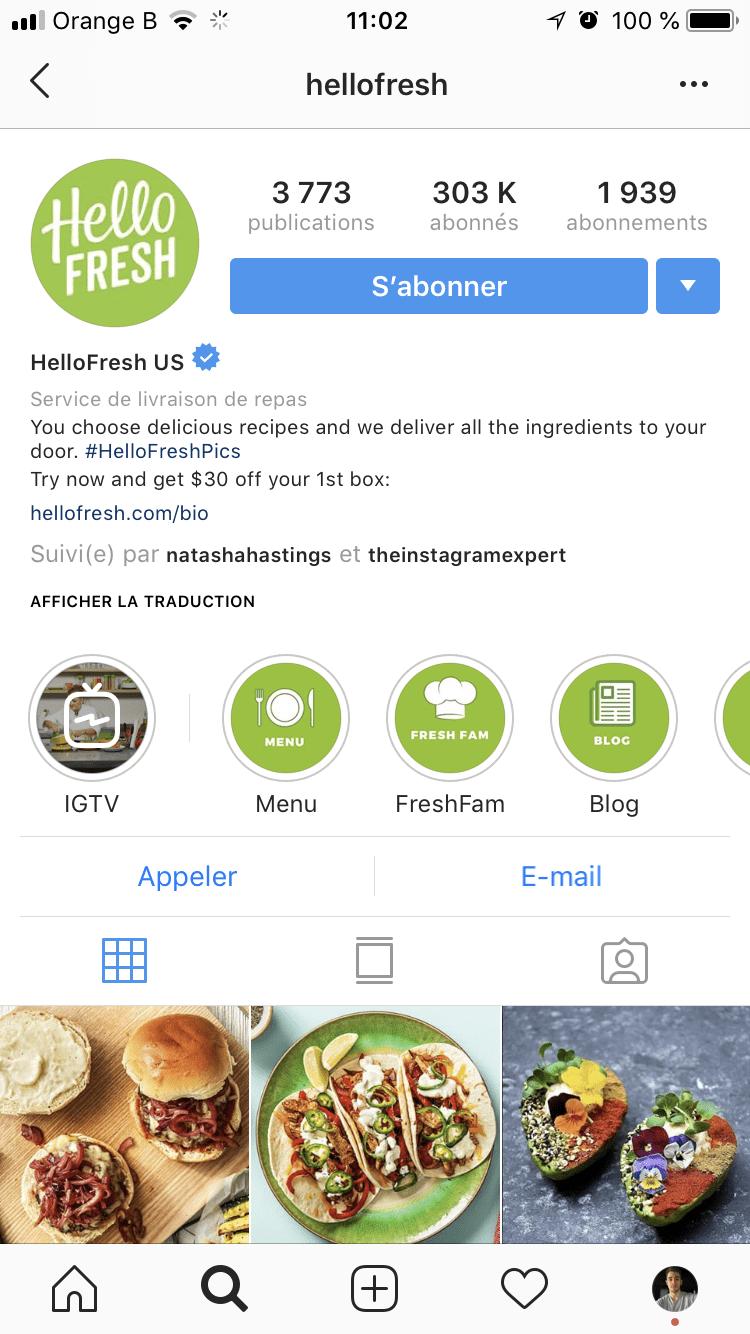 comment  u00e9crire une bio instagram originale  avec des exemples