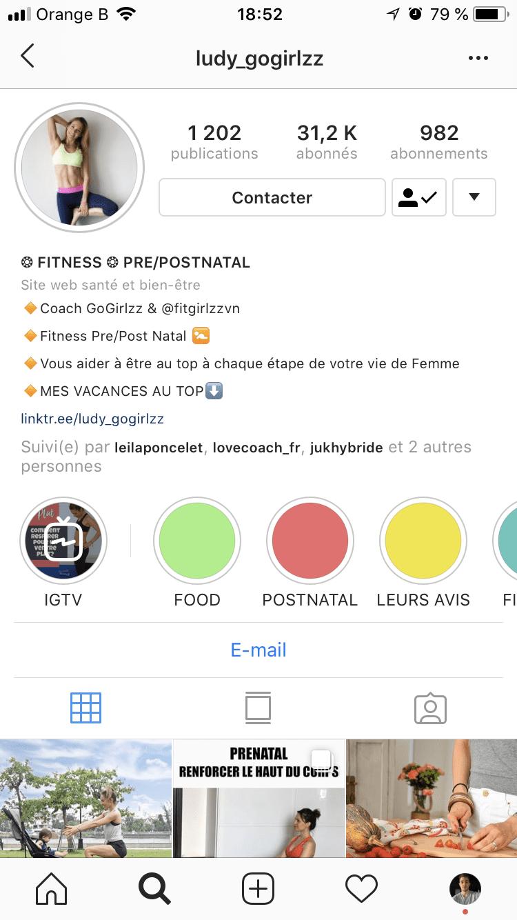 Comment écrire une bio Instagram originale (avec des exemples !)