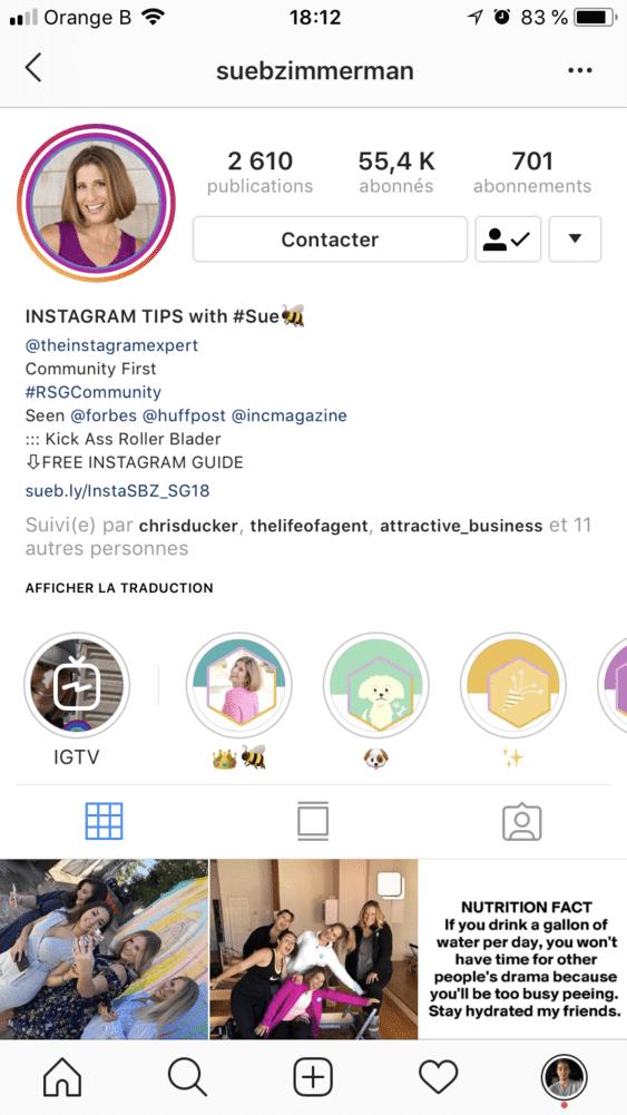 Comment écrire Une Bio Instagram Originale Avec Des Exemples