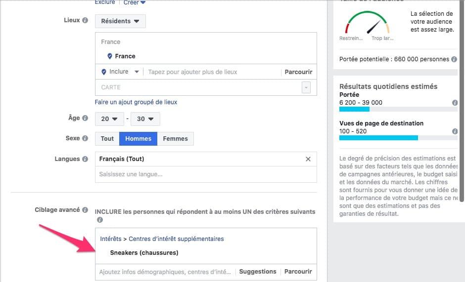 Vos Tester 12 Campagnes Audiences À Facebook Améliorer Pour fymIYbg67v