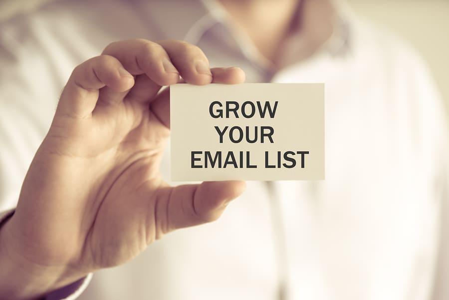 Comment construire votre liste email avec la publicité Facebook [Guide étape par étape]