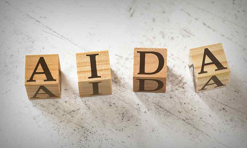 La méthode AIDA : La formule ultime pour écrire n'importe quel message marketing